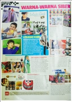 Pilihan Intrend April 2012