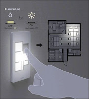 Flares into darkness july 2011 - Floor plan light switch ...