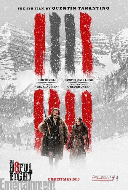 Nuevo póster del western 'The Hateful Eight'