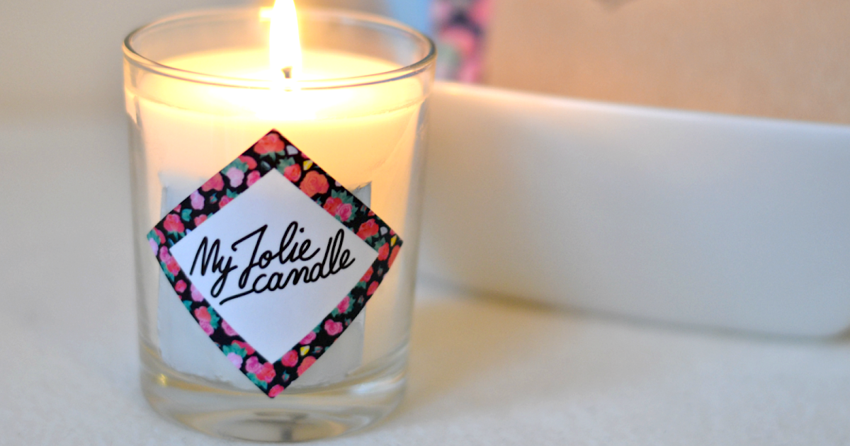 My jolie candle the gift with a secret jewellery surprise for Different brands of candles