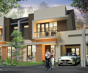 Model Rumah Terbaru 2011 Desain Model Rumah Sederhana Minimalis Terbaru