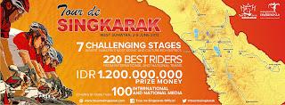 hadiah tour de singkarak 2013