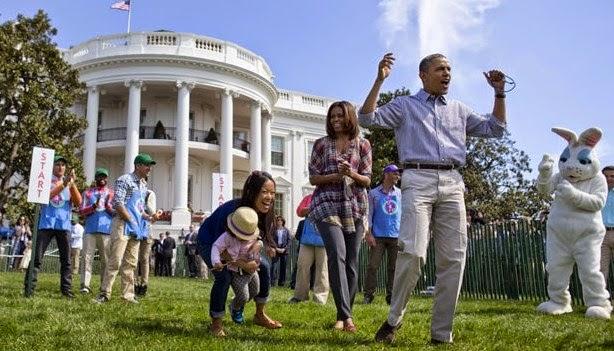 Hacker Rusia Curi Jadwal Pribadi Obama Saat Membobol Gedung Putih