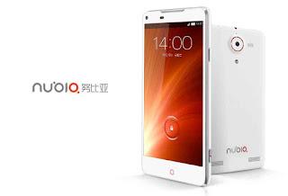 Harga ZTE Nubia Z5S, Smartphone 2GB RAM