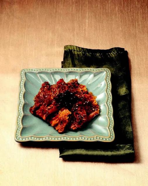 Hovenia dulcis Thunb. Dried Pollack stew