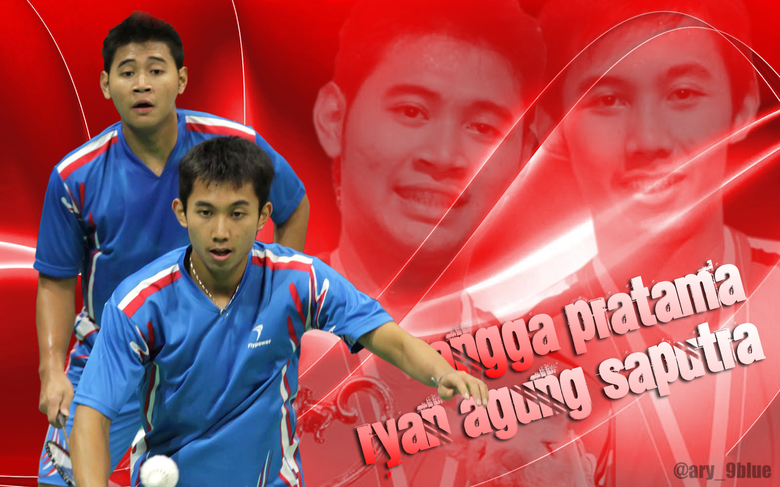 Wallpaper Angga Pratama Ryan Agung Saputra