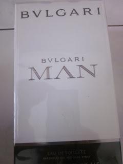 BVLGARI PERFUME : BVLGARI MAN FOR MEN