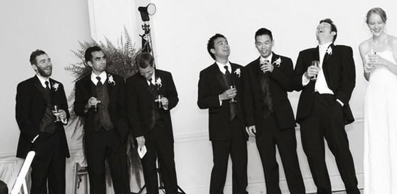 Don't Forget the Groom and His Groomsmen! Wedding Gifts Ideas for Manly Side