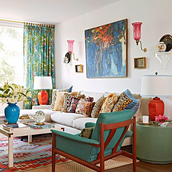 How To Get This New Décor Trend At Home: Modern Furniture: 2014 Easy Tips For Home Decorating Trends