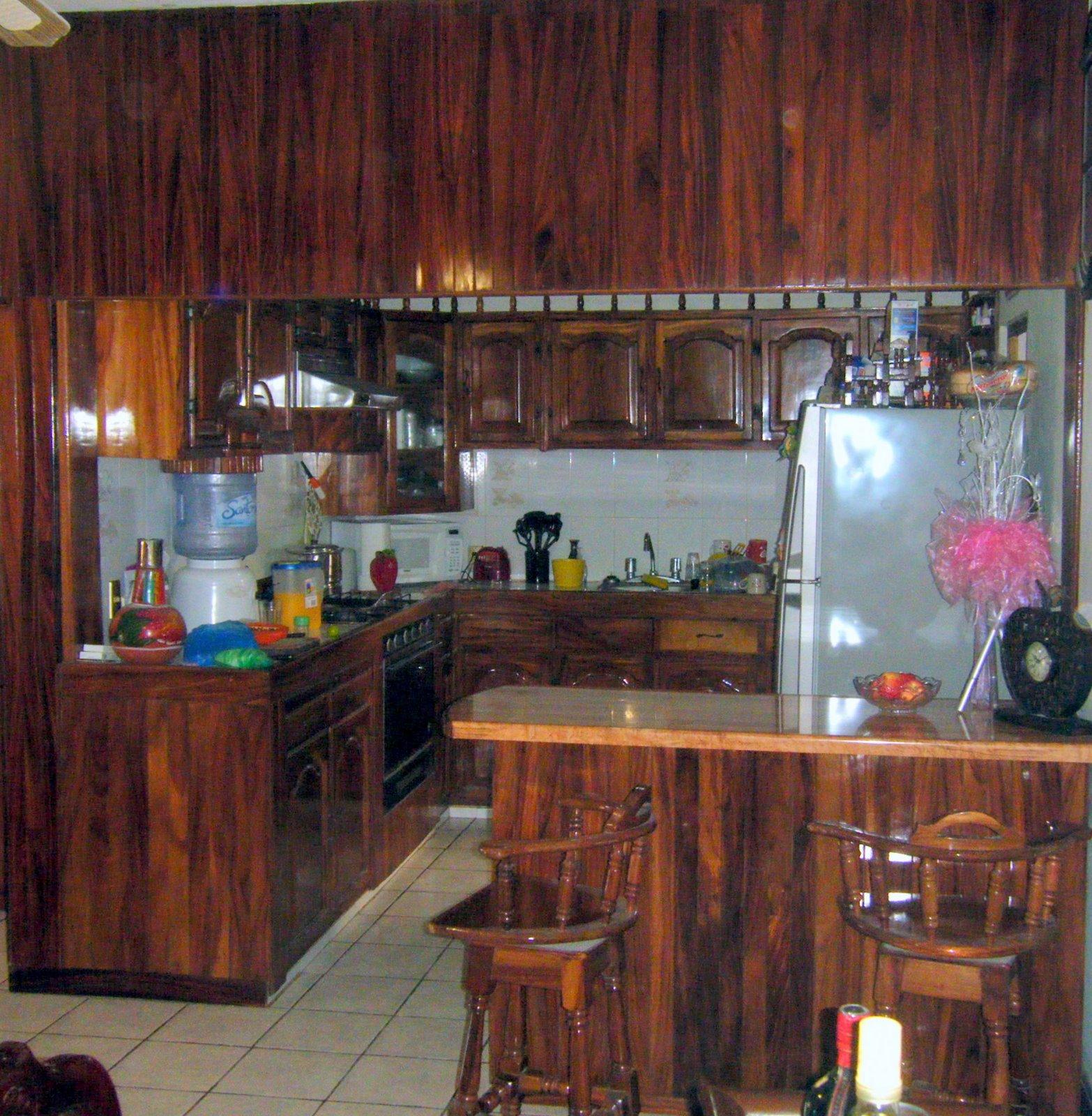 puntos basicos carpinteria barra para desayunador y cocina