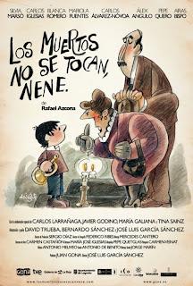 Ver Película Los Muertos no se Tocan, Nene Online Gratis (2011)