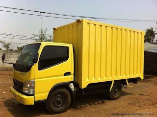 gambar mobil truck