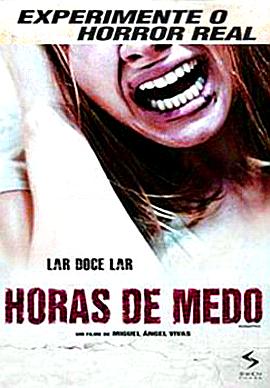 Filme Poster Horas de Medo DVDRip XviD Dual Audio & RMVB Dublado