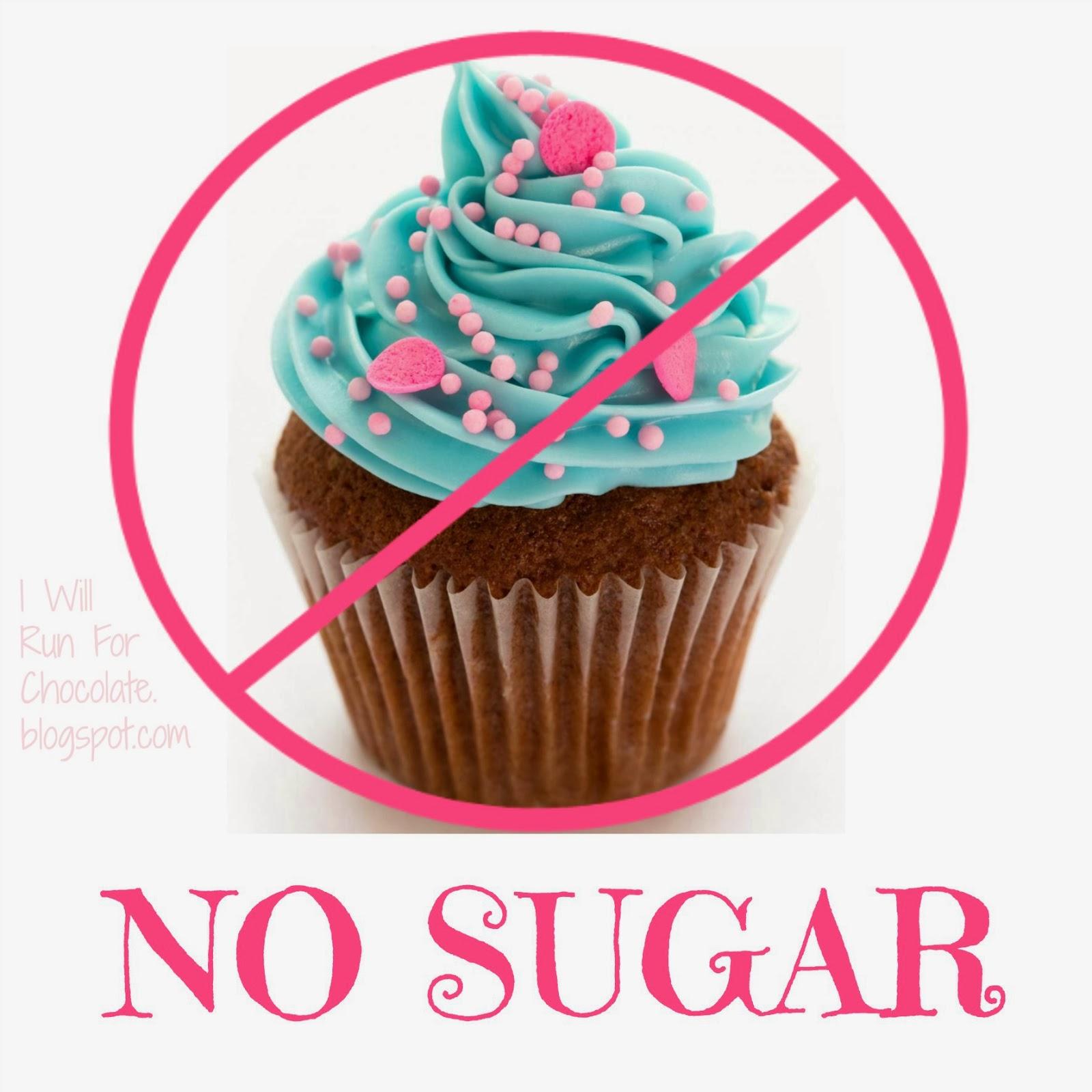 No sugar diet health benefits