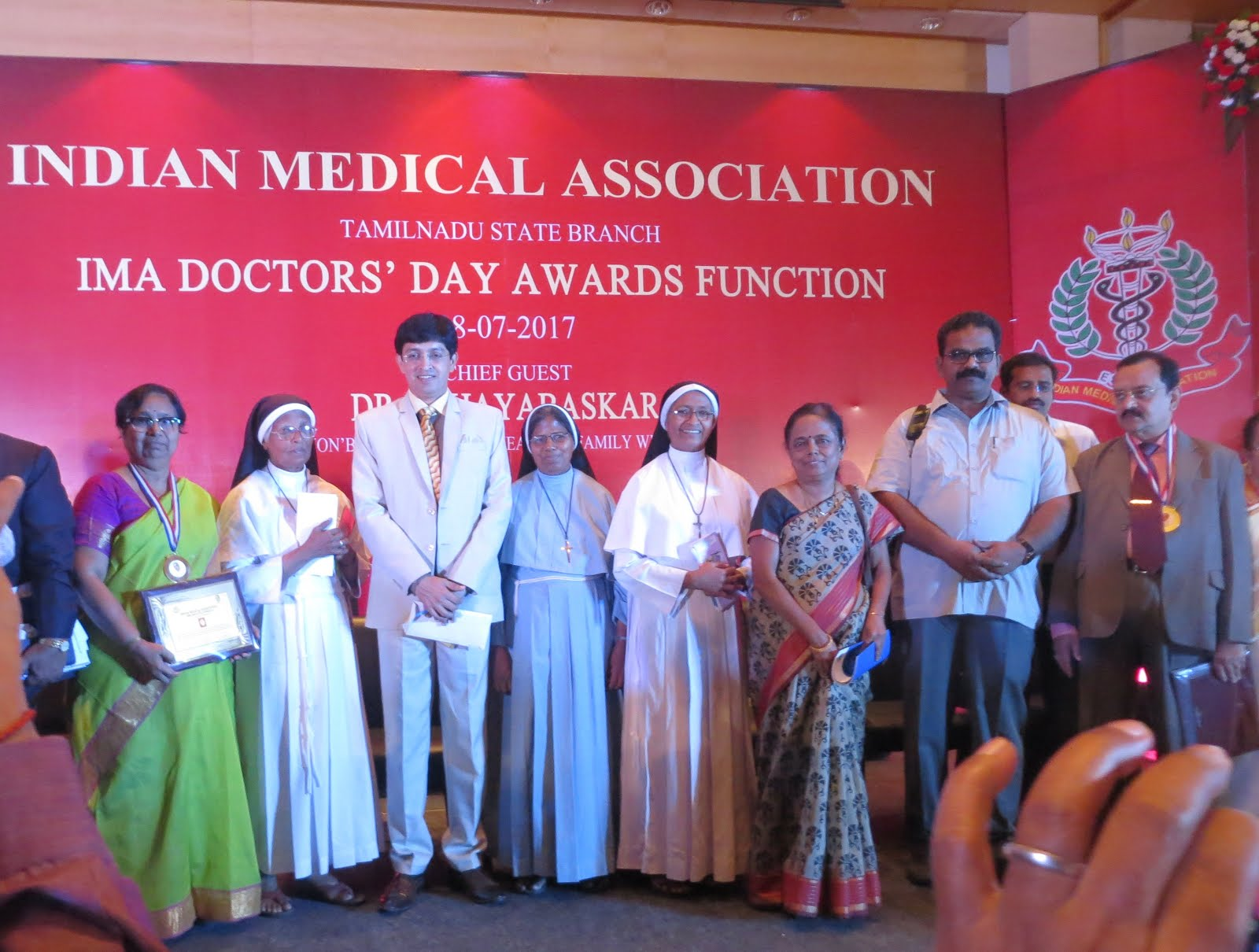 Jeevodaya recipient of Dr.M.S.Ashraf Award 2017
