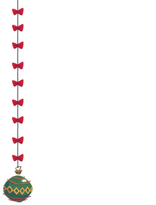 Bordes decorativos para hojas a4 imagui - Decorativos para navidad ...