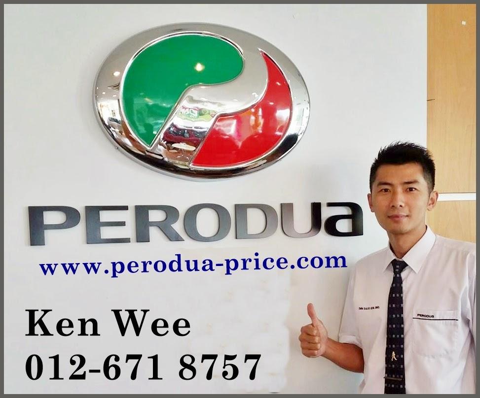 Perodua Sales Advisor