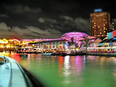 Singapore River, Destination Character