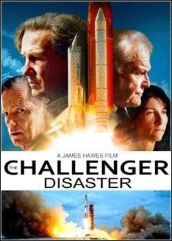 Filme Ônibus Espacial Challenger Dublado AVI BDRip