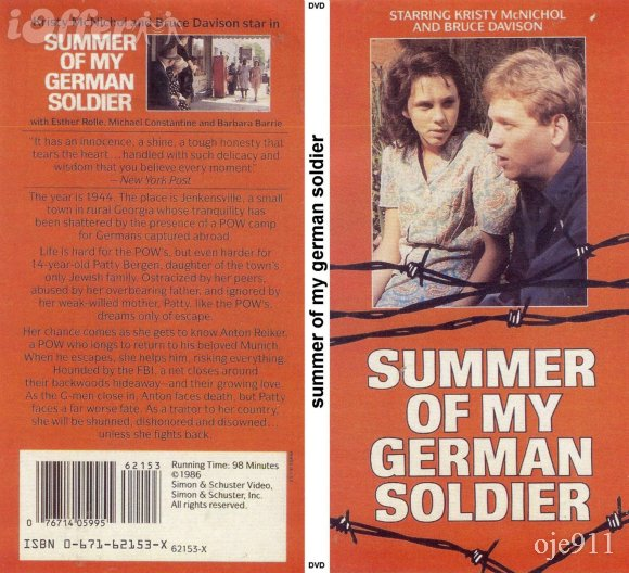 an analysis of summer of my german soldier Category: essays research papers title: summary of summer of my german soldier.
