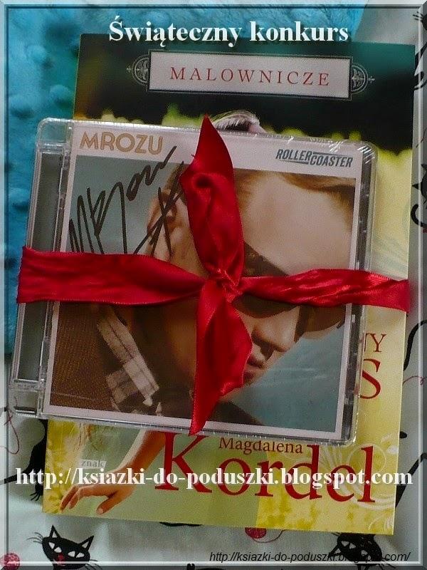 http://ksiazki-do-poduszki.blogspot.com/2014/12/swiateczny-konkurs.html