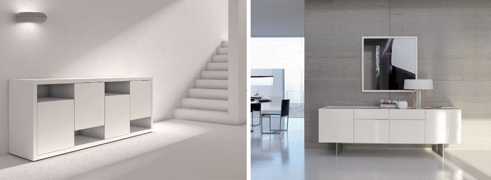 Sal n comedor minimalista redise a tu mundo - Muebles salon minimalista ...