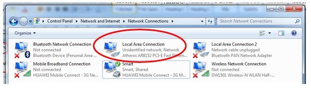 how to change ip address on telus smart hub