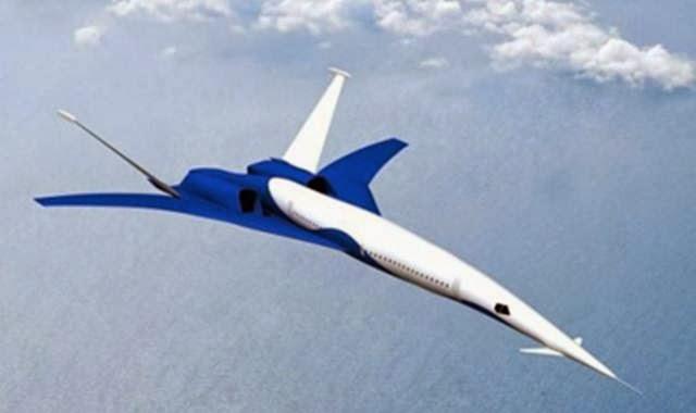 pesawat hybrid