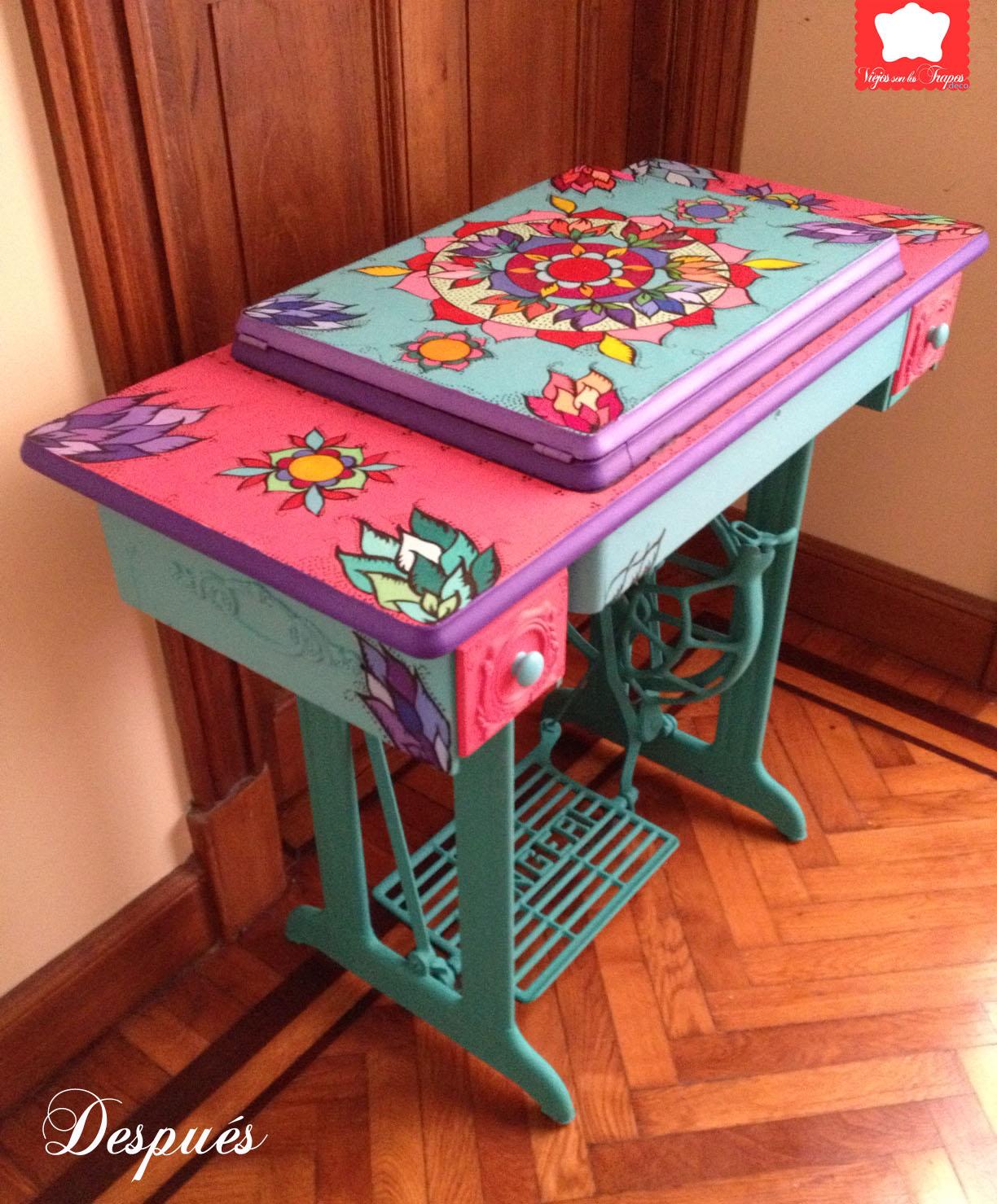 Viejos son los trapos - Reciclar muebles antiguos ...