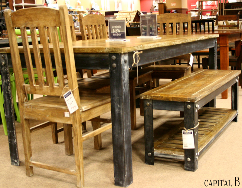 Capital b downeast idaho falls blogger fun for Downeast home furniture outlet