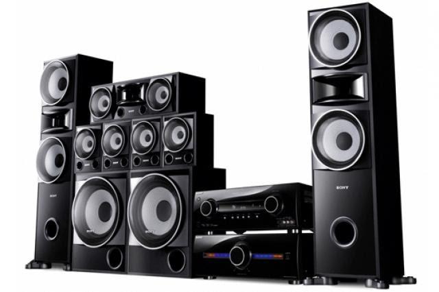 Sony mu te ki lovers sony muteki modelo 7500 7 2 channels - Home cinema 7 2 ...