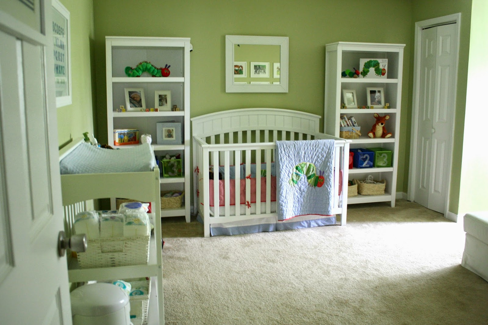 http://www.livealittlewilderblog.com/2013/08/the-nursery-now.html