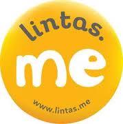 Logo Lintas.me, salah satu situs social bookmarking terbaik. (Gambar tidak terlihat? Klik kanan tulisan ini, lalu pilih 'Reload Image')