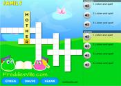 http://www.freddiesville.com/games/family-members-crossword-puzzle-online/