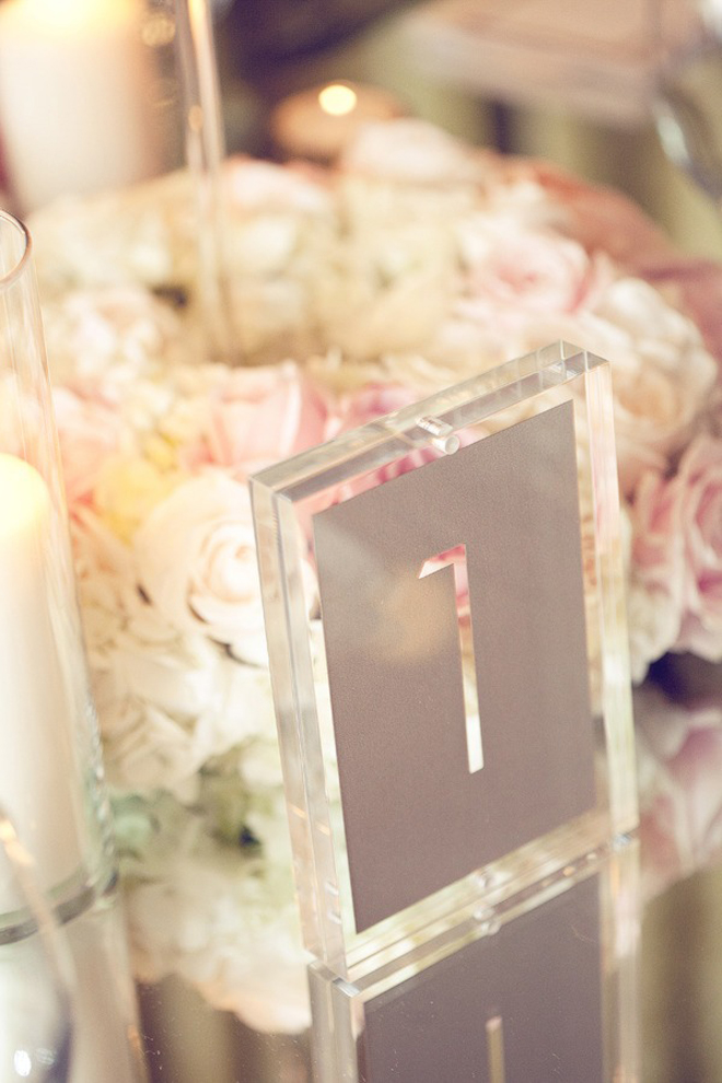 Wedding Table Number Galore - Part 2 - Belle the Magazine . The