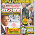 Globe Magazine: Obama Fraud; Obama Using Dead Man's Social Security Number