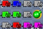 Nyan Cat Match 3 free online game