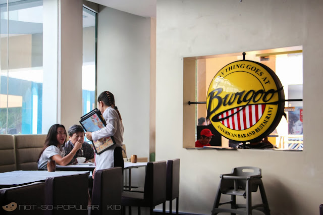 Anything Goes at Burgoo - American Bar and Restaurant