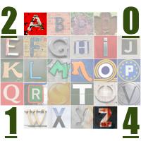Geneablogueur 2014 - Challenge AZ et GénéaThème