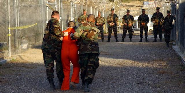 Derechos de los detenidos en Guantanamo