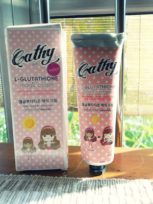 Cathy Magic Cream L-Glutathione