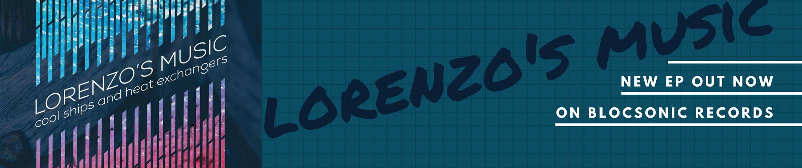 LORENZO'S MUSIC