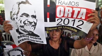 Timor-Leste: Ramos Horta terá subestimado os adversários, analista político