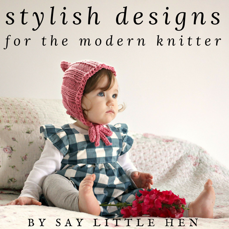 My Knitting Patterns
