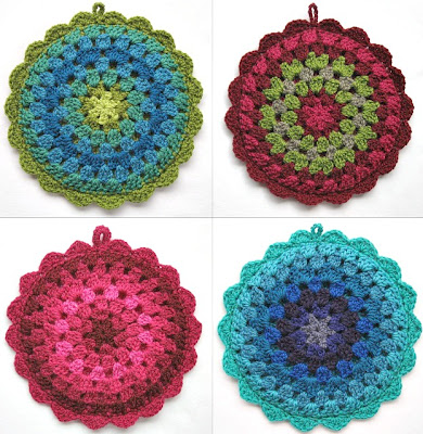 Different Ways to Crochet in the Round - Crochet Spot