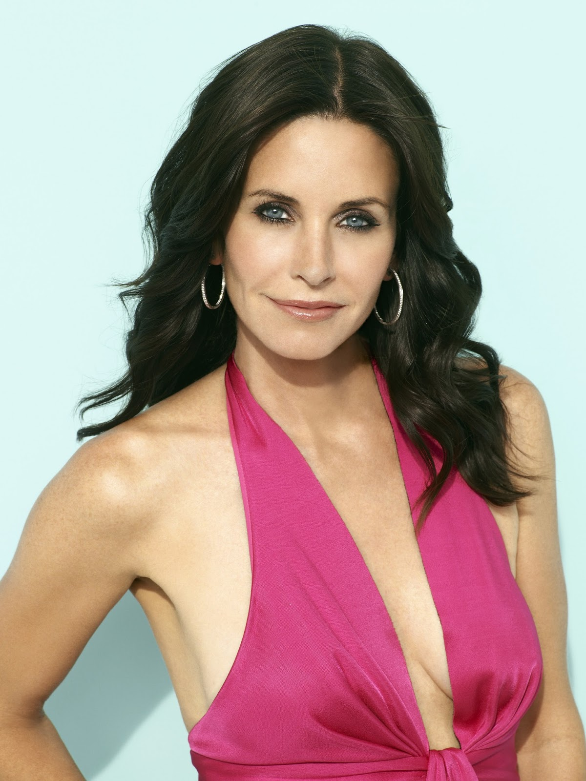 Courteney Cox Forty Nine Years Old Courteney Cox Is An American