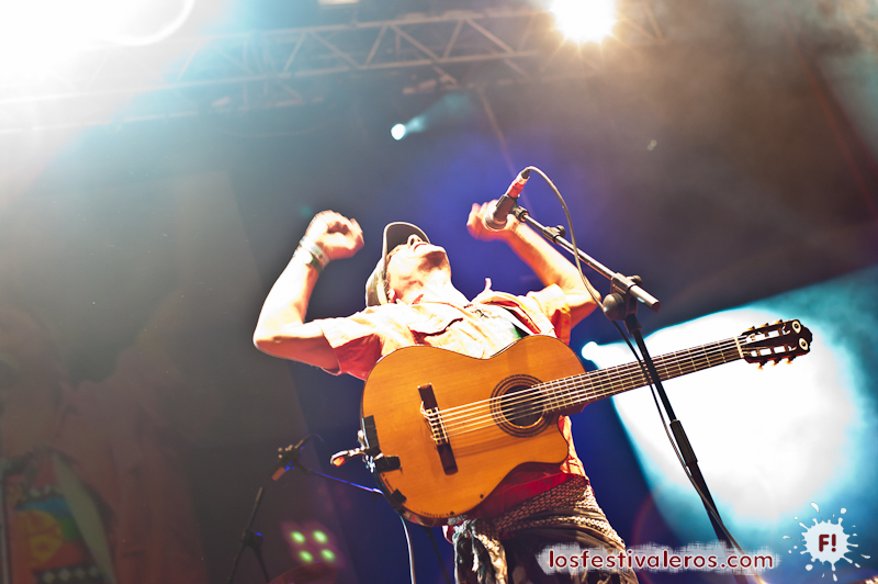 Manu Chao, Roskilde Festival, 2014, Live
