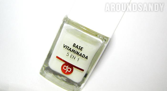 base vitaminada deliplus 5 en 1 uñas