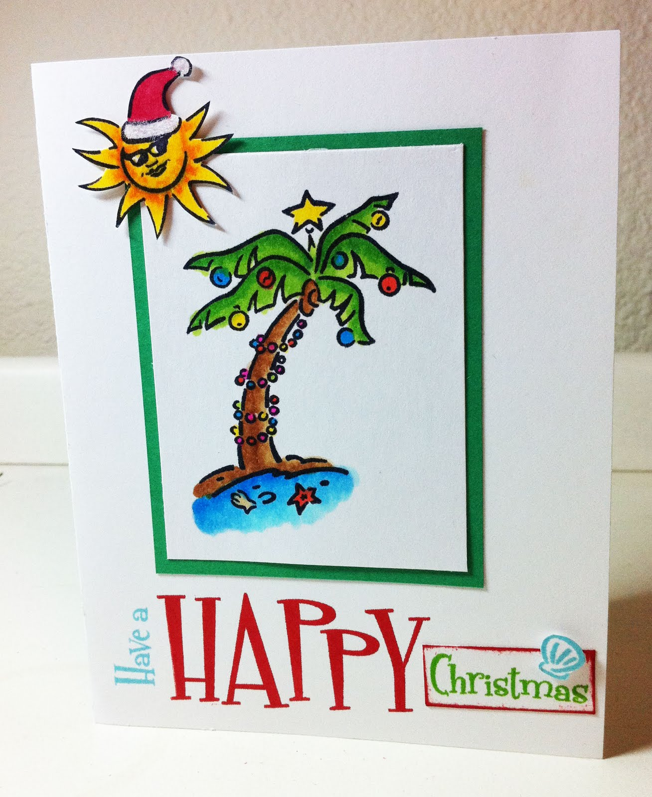 Playing with Paper: Scrapbooks, Cards & DIY: Christmas in July ...