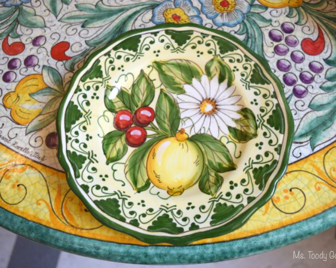 Decorative Plates For The Kitchen | Ms. Toody Goo Shoes & Ms. Toody Goo Shoes: Decorative Plates For The Kitchen